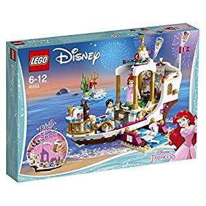 LEGO UK 41153 l Disney Princess Ariel's Royal Celebration Boat £29.99 Amazon Prime