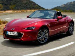 MAZDA MX-5 - Discounted by over £3,000 at Perrys £15,848