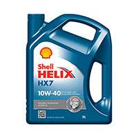 Shell Helix HX7 Engine Oil - 10W-40 - 5ltr Free delivery! £16.88 @ CarParts4Less