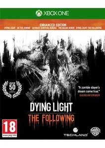 [XBox] Dying Light: The Following - Enhanced Edition £9.85 // BioShock: The Collection £9.99 @ SimplyGames