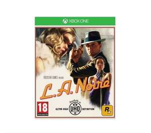 (Xbox One) LA Noire - £18.85 / TT Isle of Man - £24.85 / Deus Ex Mankind Divided - £4.99 Delivered @ SimplyGames