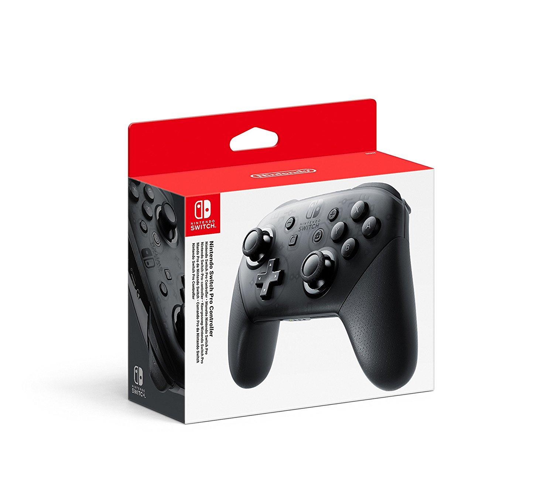 Nintendo Switch Pro Controller - Black £49.99 Amazon