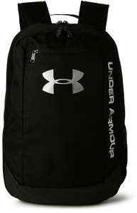 Under Armour Men UA Hustle LDWR Traditional Backpack Black £15 (Prime) / £19.75 (non Prime) at Amazon