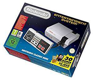 Nes Mini Classic £49.99 @ Amazon