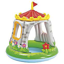 Royal Castle covered baby pool / ball pit now £12 @ Tesco Direct
