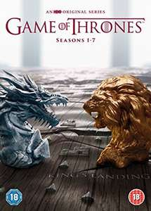 Game of Thrones seasons 1-7 now £59.99 on iTunes