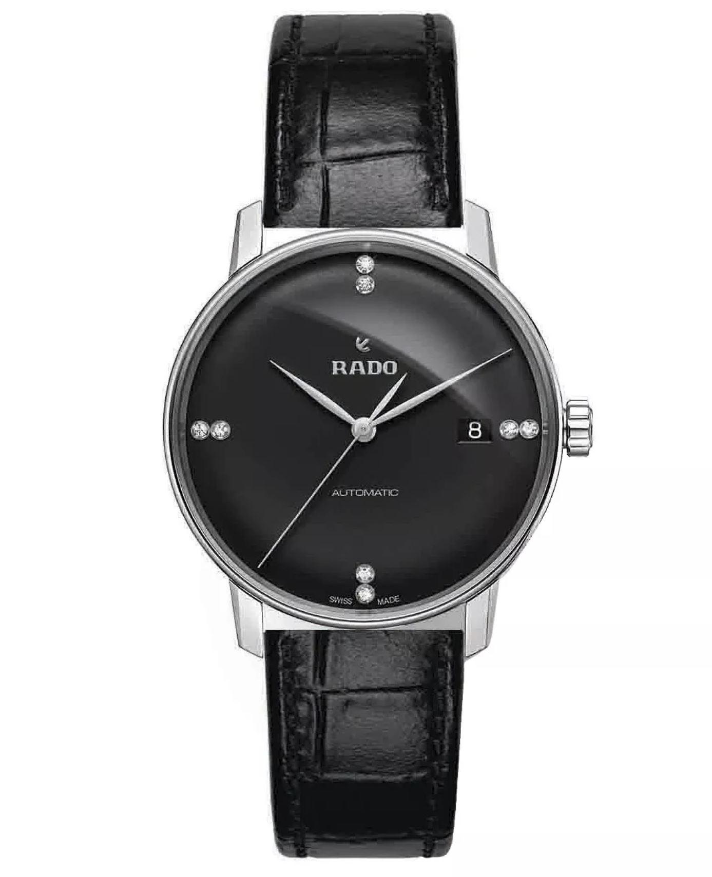 Rado Coupole Classic Automatic Diamonds 38mm Sapphire crystal Swiss watch £719.10 @ Ernest Jones  RRP:£1200
