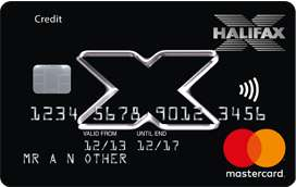 Halifax credit card: 0% on balance transfers for 36 months, 2.75% fee