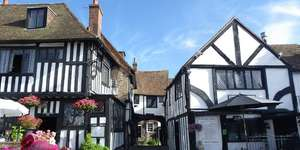 1 night break for 2 with breakfast at Mermaid Inn Rye with amazing reviews now £99 @ Travelzoo