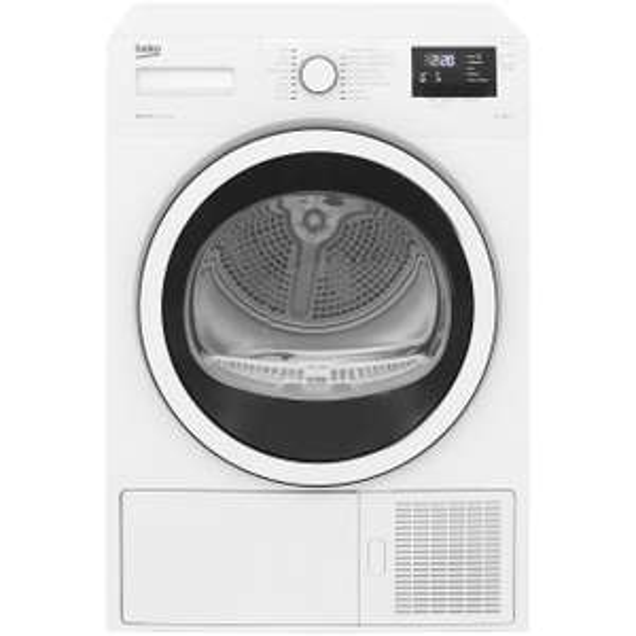 Beko 7kg Tumble Dryer - A++ Heat Pump DHR73431W £249 with code @ AO
