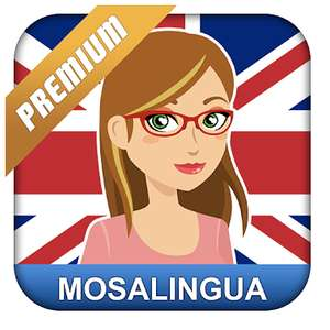 Learn English Quickly with MosaLingua (Premium Version) - Free (Was £4.99) - [Android / iOS]