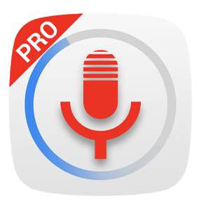 Voice Recorder Pro now FREE usually £2.99 @ Google Play Store