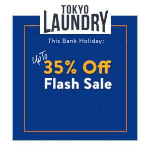 Tokyo Laundry upto 35% off Flash Sale on lots of Men's items / Free Del over £30