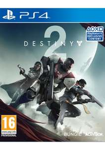 Destiny 2 (PS4) £7.85 Delivered @ Simply Games