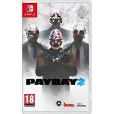 Payday 2 [Nintendo Switch] £24.29 @ Music Magpie