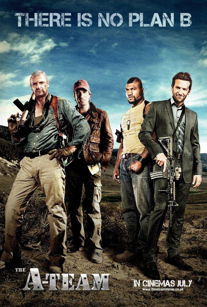 The A-Team (Digital HD) £1.99 @ Google Play Store / Amazon video