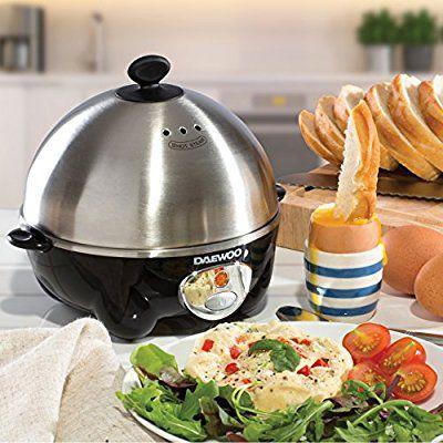 Daewoo egg cooker £6.99 @ Homebargins instore