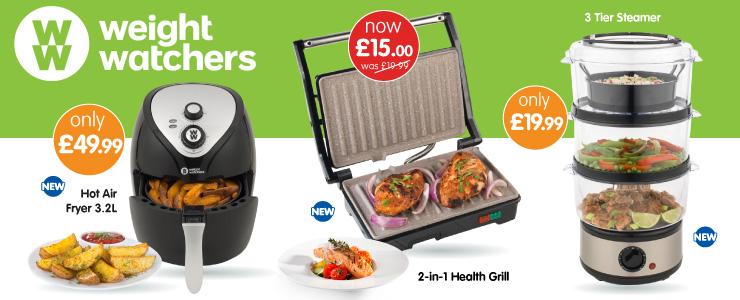 Various Air Fryers at B&M - e.g Tower Compact Air Fryer 1.6L £24.99