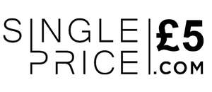 SinglePrice.com  - Everything is just £5.00 - Get an Extra 20% Off any item on the website w/code this weekend
