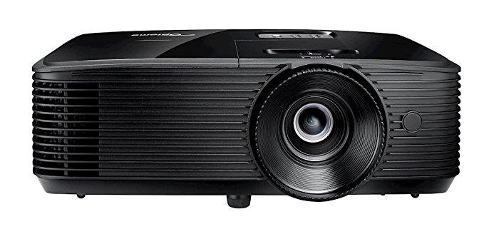 Optoma HD143X HDMI 3000 ANSI Lumens Projector - Black £374.99 @ Amazon