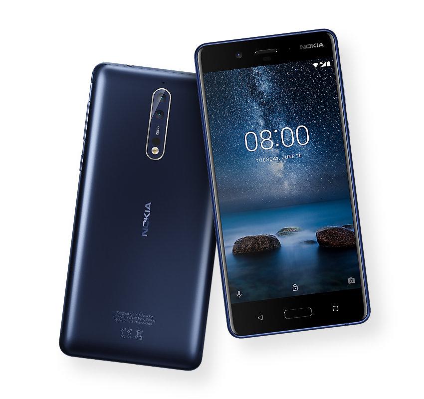 Nokia 8 128GB Carphone Warehouse £349.99