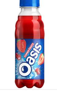 Oasis 4 for £1, J20 2 for £1,plus more drinks offers @ Fulton Foods