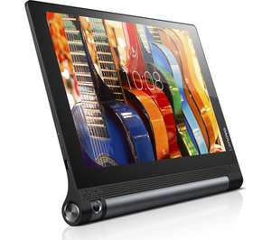 """LENOVO Yoga Tab 3 10.1"""" Tablet - Black, 32 GB with Built-in Stand - £80 off at £149.99 at Currys - On-line & in-store"""