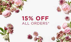 15% off all orders and FREE beauty treats with orders over £70 @ Clarins UK