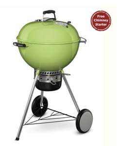 Weber Master Touch 57cm £215.99 @ Notcutts