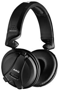 AKG K181DJ UE Reference Class Closed-Back On-Ear DJ Headphones £30.99 - Amazon Prime