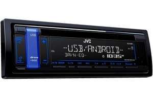 Ex Display JVC KD-R481 Car Stereo, £22.50 with code at Halfords