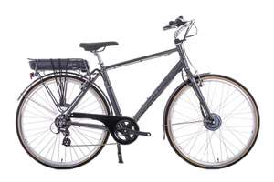 Great Budget E-bike Raleigh Pioneer Electric Cross Bar £780 @ JeJames