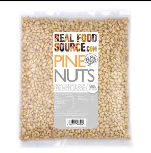 1kg Pine Nuts - £15.98 delivered from realfoodsource.com