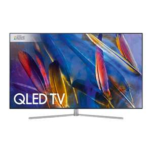 SAMSUNG QE55Q7FAM 55 Inch Series 7 Smart QLED Certified Ultra HD Premium 4K TV with Built-in Wifi & TVPlus tuner £1129 @ RGB Direct