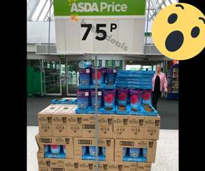 Cadbury Roses 290g 75p instore @ Asda Linwood (Also spotted in Leeds and Sheffield)