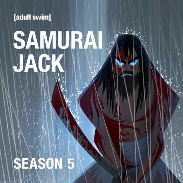 Samurai Jack Season 5 Itunes £4.99 @ iTunes