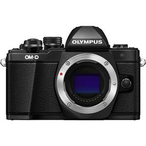 Olympus OM-D E-M10 Mark II Camera Body, Black £299 @ SRS Microsystems (£234 after cashback)