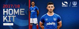 90% off Portsmouth FC merchandise @ Portsmouth FC