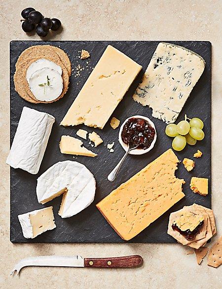 Award Winning British Cheese Selection - £20 @ M&S