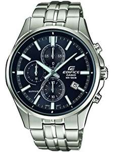 Casio Edifice Sapphire crystal Men's Watch EFB-550D, £99 at amazon