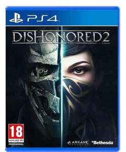 Dishonored 2 (preowned) £4 @ cex