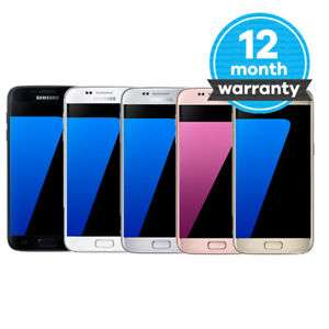 Samsung Galaxy S7 SM-G930F - 32GB good Unlocked White £166.50 @ music magpie / ebay