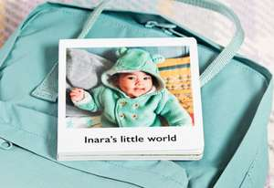 Make your baby book , My First Photo Book