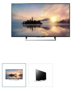 """Sony KD49XE7002BU 49"""" 4K TV for £434 with membership card @ CoOp Electrical"""