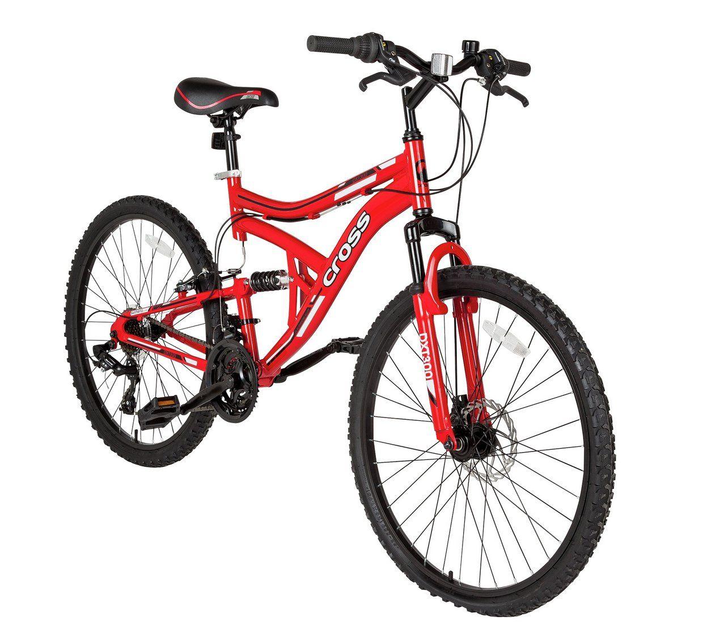 Cross DXT300 Dual Suspension Mountain Bike @ Argos for £94.99