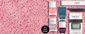 Spend £30 at nailsinc and get a free gift worth £95 - extra £5 off with code