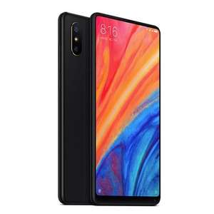 Xiaomi mi mix 2s black LTE Smartphone Snapdragon 845 6GB 64GB 12.0MP Dual Rear Cameras £379.55 @ geekbuying