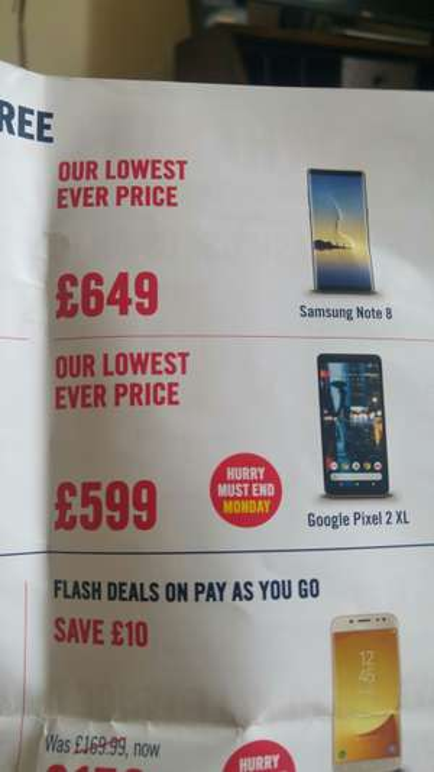 Google Pixel 2 XL £599 @ Carphone Warehouse