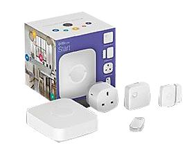 Maplins - Samsung SmartThings Starter Kit for £79.99.  Instore Only.