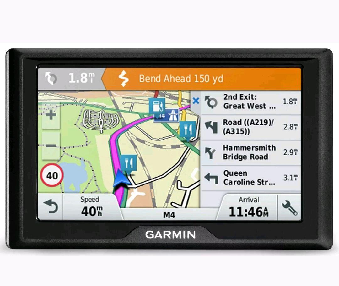 Garmin drive Satnav GPS £67.99 @ Halfords ebay